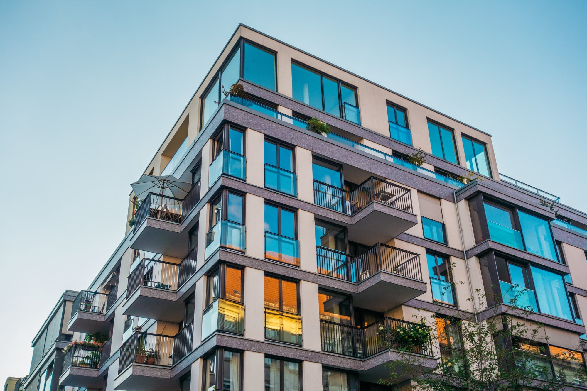 Housing Trends Multifamily Construction