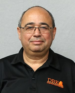 Ivo Levia - Superintendent, DBK