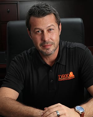 Jim Lees Senior Account Executive - DBK