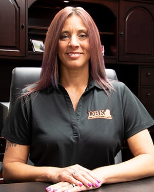 Robin Brown Service Account Specialist DBK