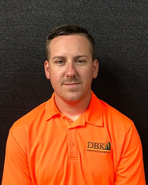 Wyatt Patch Plumbing Technician DBK